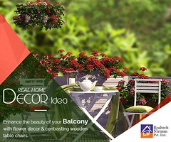 Home Decor Tips (realtechnirman) Tags: homedecortips apartment balconydecor changeisgood flowers greenapartment