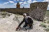 Khor Virap, Armenia, 2017 (Roman Rogner) Tags: armenia armenie khorvirap khor virap monastery klaster church people man landscape