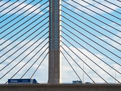 Glass City Skyway Bridge (Podsville) Tags: glasscityskywaybridge ohio toledo
