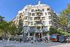 Casa Milà (1905 til 1907), Antoni Gaudí, Barcelona (Ingunn Eriksen) Tags: casamilà antonigaudí barcelona catalonia spain architecture europe nikond750 nikon unescoworldheritagesite unescoworldheritage