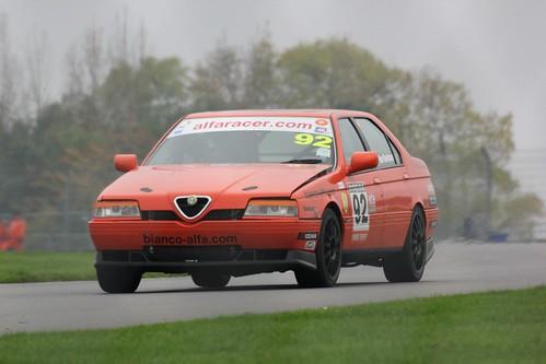 Alfa Romeo Championship - Donington Park 2017