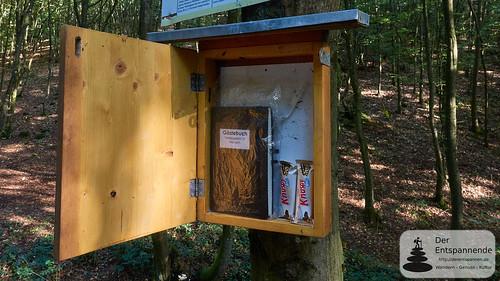 Gästebuch: Trekkingplatz in der Pfalz