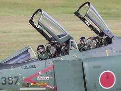McDonnell-Douglas RF-4EJ Kai 77-6397 '397' 501 Hikotai (Mark McEwan) Tags: mcdonnelldouglas f4 rf4ejkai 776397 phantom 501hikotai woodywoodpecker japanairselfdefenseforce jasdf japan reconnaissance recce military aviation aircraft airplane ibaraki hyakuri cockpit spook