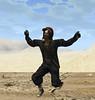 Hot Tin Roof13-Nick (grady.echegaray) Tags: thewastelands postapocalyptic desert sanddunes tinroof slfashion slstyle secondlife avatar