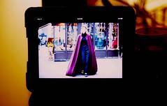 ipad / fashion girl (bluebird87) Tags: ipad colors film fashion girl dx0 c41 epson v600 nikon f100 kodak ektar