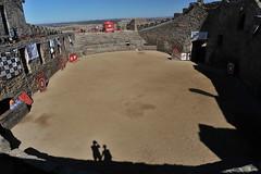 arène médiévale ... (jean-marc losey) Tags: portugal alentejo arène remparts d700 monsaraz