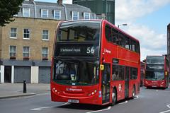 12150 - LX61 DCV (Solenteer) Tags: alexanderdennis enviro400 e40h stagecoachlondon eastlondon 12150 lx61dcv islington