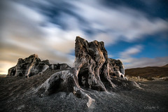 Roots. (darklogan1) Tags: volcanic lanzarote canaryislands clouds nightphotography teguise stars logan darklogan1 sonyilce7rm2 sony canon1635f4 metabones ashes