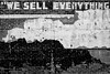 We sell everything (Al Fed) Tags: 20170623 sc usa selling we sell everything business old wall writing decay seneca capitalism
