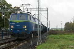 ET22-242 (paw-mor) Tags: train trainspotting railway freight cargo freighttrain pkp pkpcargo et22 bull pafawag 201e d29273 lubuskie poland et22242 niedoradz