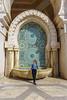 Hassan II Mosque. Casablanca. (sickrthanyouraverage) Tags: morocco africa casablanca hassaniimosque mosque hassanii kristin