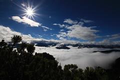 Morgennebel (Walcher Franz) Tags: nebel ramsau schladming tauern jungfrauensteig nebelmeer dachstein ennstal landscape landschaft