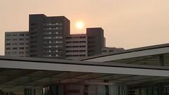 Endzeitstimmung (1elf12) Tags: braunschweig himmel germany deutschand ophelia sky sun sonne