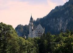 Castillo del Rey loco Neuschwanstein.Baviera-Alemania. (lameato feliz) Tags: neuschwanstein paisaje castillo baviera