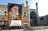 Ruhollah Khomeini (BockoPix) Tags: ruhollah khomeini sayyid mūsavi painting iran leader shia muslim