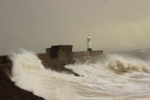 Porthcawl Storm Brian 104