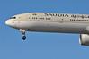 SV0117 RUH-LHR (A380spotter) Tags: approach landing arrival finals shortfinals threshold belly undercarriage landinggear nosegear boeing 777 300er hzak38 السعودية saudia sva sv sv0117 ruhlhr runway27l 27l london heathrow egll lhr