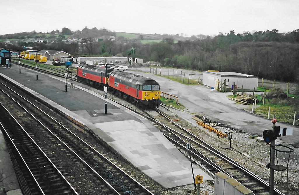 47784 & 47759 Par 16/02/1999 (Waddo's World of Railways)