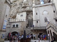 ROCAMADOUR 10 (ERIC STANISLAS 54 off until 24.05) Tags: rocamadour lot occitanie hautquercy alzou pelerinage sanctuaires flickr landscape viergenoire saintamadour