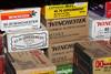 Boxed (Explored) (?) (twm1340) Tags: ammo ammunition cartridge case bullet jhp 3030 winchester 4570 government 45 colt hornady explore explore143
