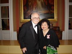 Setsuko and Jim Thurlow
