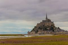 Mont Saint Michel (Ali Sabbagh) Tags: france normandy montsaintmichel landscape castle normande canon eos7d world travel