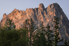 Rock Wall (luigig75) Tags: pomagagnon cortina dampezzo veneto italia italy landscape mountains montagne summer sunset tramonto canon 70d 70200f4l canonef70200mmf4lusm