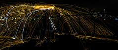 171028 2187 (steeljam) Tags: steeljam nikon d800 lightpainters greenwich wirewool spinning halloween
