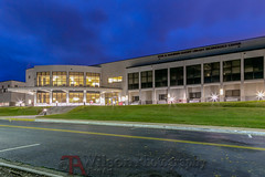 Blue morning at Reynolds (TAWilsonPhotography) Tags: bluehour bluesky morning henricocounty virginia building reynolds