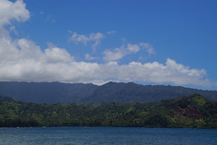 136 Boottocht Na Pali Coast (Gé Nielissen) Tags: 2017 verenigdestaten hawaii kauai napalicoast