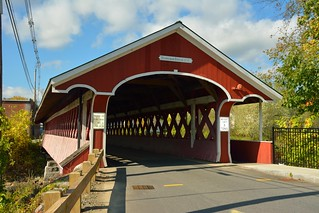 Thompson (West Swanzey) Covered Bridge, NH