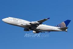 "United Airlines Boeing 747-422 - N118UA ""747 Friend Ship"" (AeroPX) Tags: 747friendship aeropx boeing747 boeing747400 caryliao dulles iad kiad n118ua unitedairlines va virginia washingtondullesinternationalairport httpaeropxcom httpcaryliaocom"