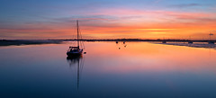 Twilight Tones (Solent Poster) Tags: island coastal path emsworth hayling sunset sunrise tranquil harbour twilight seascape landscape october 2017