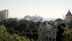 20171029_154118 (uweschami) Tags: spanien espania malaga urlaub stadt alcazaba gibralfaro santaiglesia museopicasso plaza hafen mittelmeer