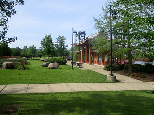Ping Tom Memorial Park, Chicago, Illinois