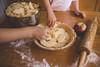 apple pie-3 (KariGanske) Tags: 2017 october apple applepie baking inside kitchen sidelight