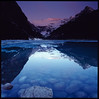 First Light (Eason Zhang) Tags: hasselblad500cm e100vs canadianrockies carlzeiss