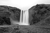 Skogafoss B+W (ttrendell) Tags: skogafoss bw iceland skogar lee filters long exposure waterfall water big stopper grads canon landscape photography cascades early morning europe south 1635mm 5dmk2 neutral density