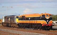 Irish Rail 086 & 073 at Limerick Junction. (Fred Dean Jnr) Tags: irishrail iarnrodeireann 086 073 limerick tipperary limerickjunctiontipperary august2017 electromotivedivision generalmotors
