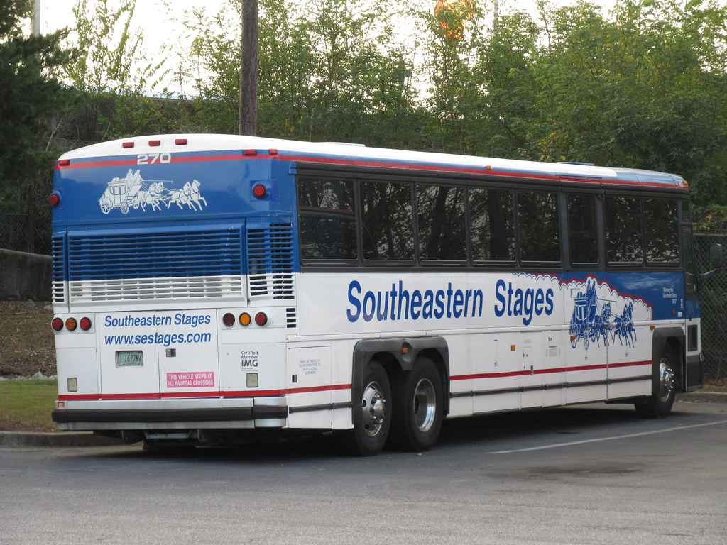 The world 39 s best photos of motorcoach and travel flickr for Atlanta motor coach companies