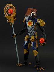 Ra (Anthony (The Secret Walrus) Wilson) Tags: bionicle lego moc creation toy egypt mythology god gods sun ancient biocup biocup2017 figure