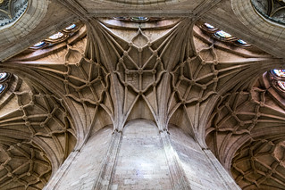Segovia   |   Cathedral Ceiling