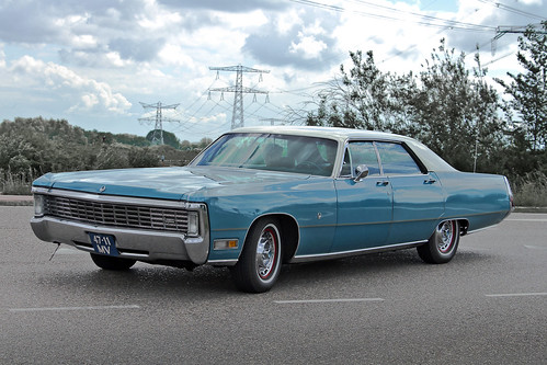 Imperial Crown 4-door Hardtop 1970 (2437)