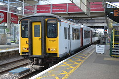 Abellio Greater Anglia 317658 (Will Swain) Tags: tottenham hale station 5th august 2017 class 317 greater london capital city south east train trains rail railway railways transport travel uk britain vehicle vehicles country england english aga abellio anglia 317658 658