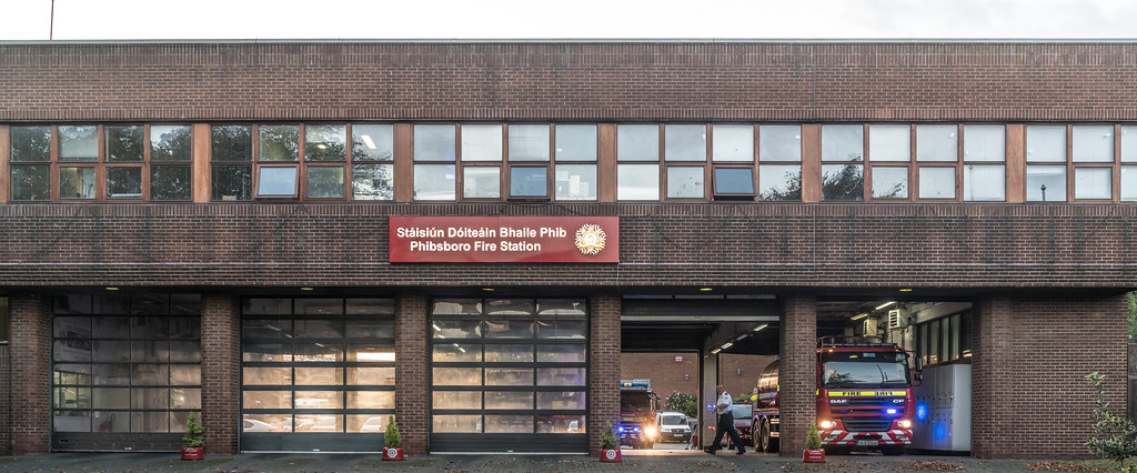MORE PHOTOGRAPHS OF No. 3 FIRE STATION [PHIBSBORO 5 OCTOBER 2017]-133249