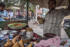Rajasthan - Jodhpur - blue city food-6