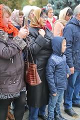 100. Покров Божией Матери в Лавре 14.10.2017