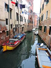Rio del Ghetto, Venice