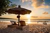 Jimbaran beach, Bali, Indonesia (Bertrand P) Tags: sunset indonesia nikond750 beach nikkor24120f4edvr coast bali sea
