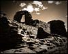 Chaco Window 8469 (GlasseyeA) Tags: abandoned chaco cultural desert greathouse heritage kiva newmexico puebloan ruin sigma stone